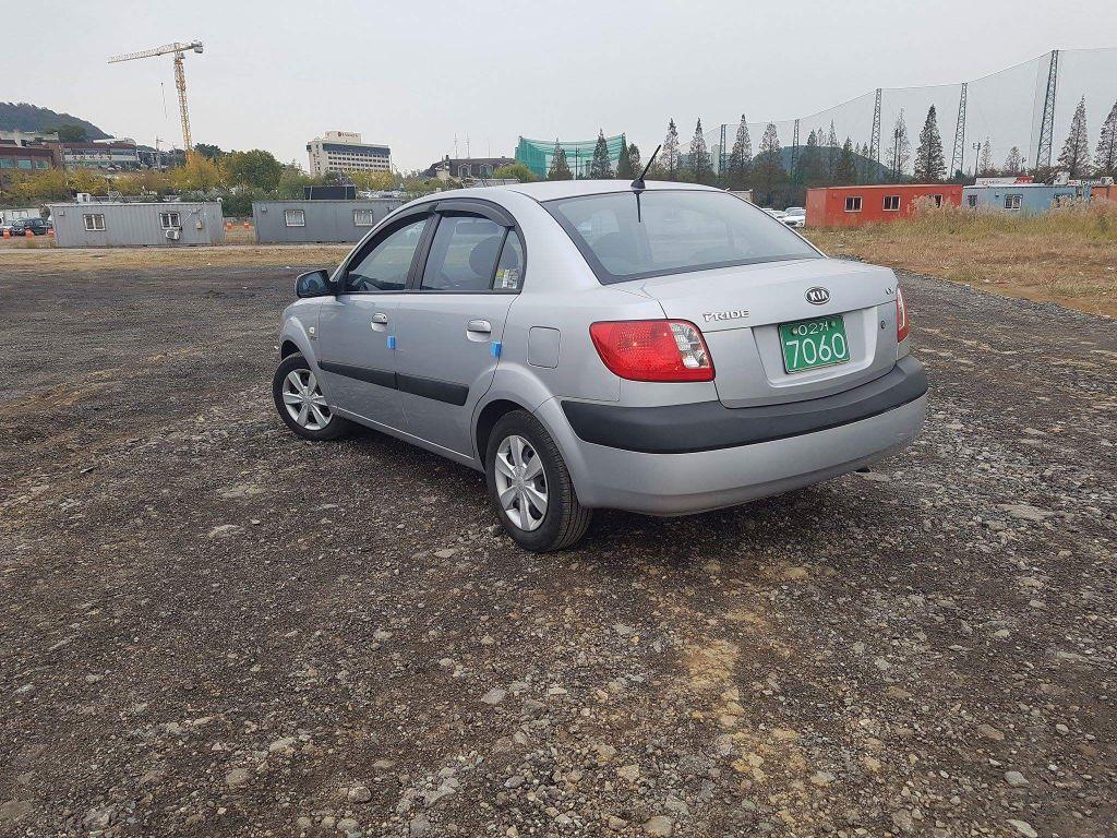Vend voiture Kia Rio