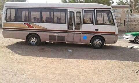 bus 30 places rosa djibouti. Black Bedroom Furniture Sets. Home Design Ideas