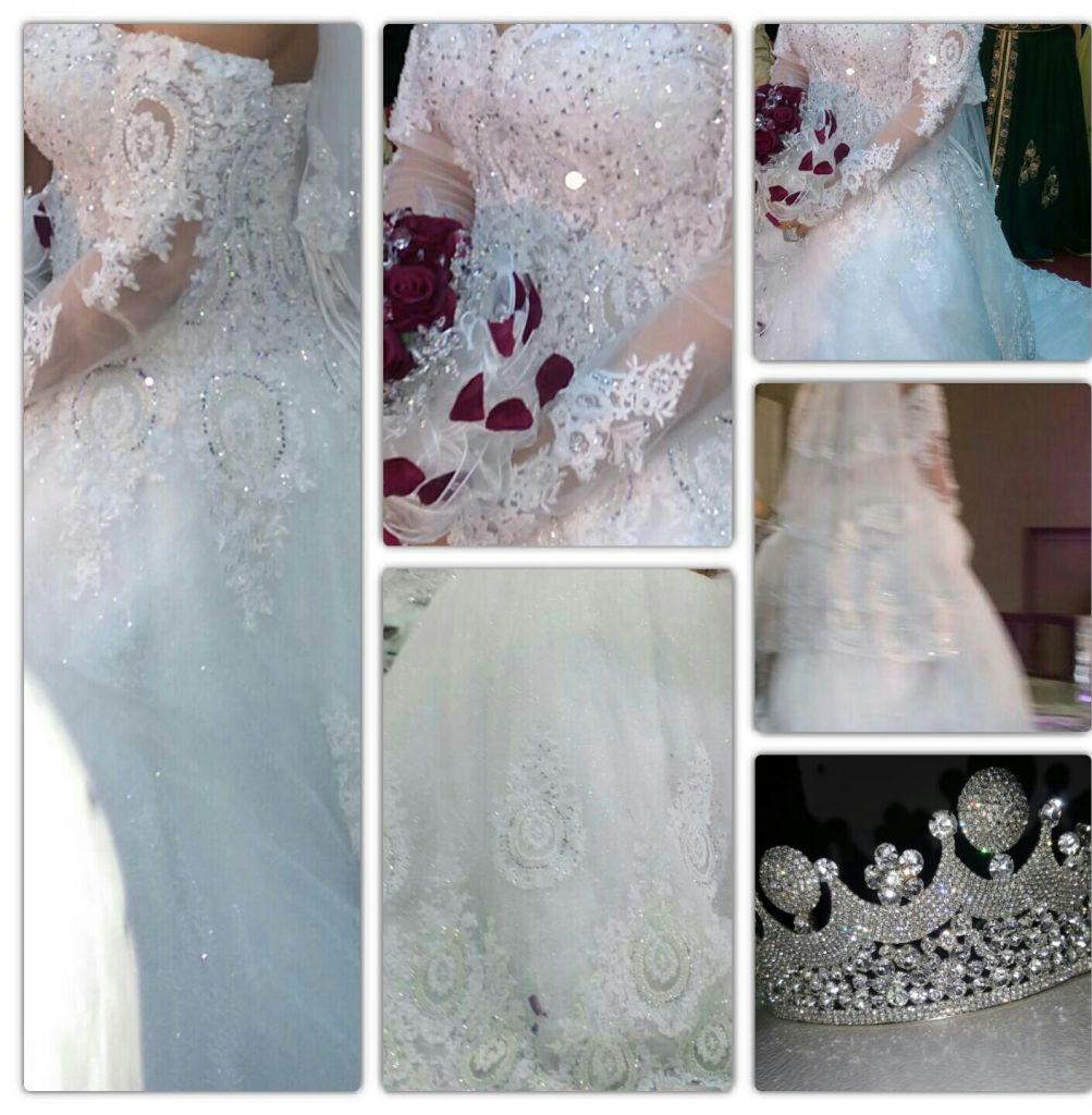 vente d 39 une robe de mariage djibouti