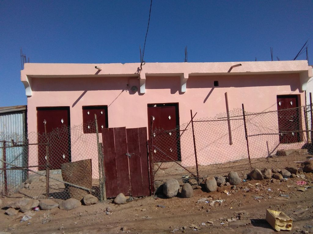 Location d 39 une maison balbala bahache djibouti for Site maison