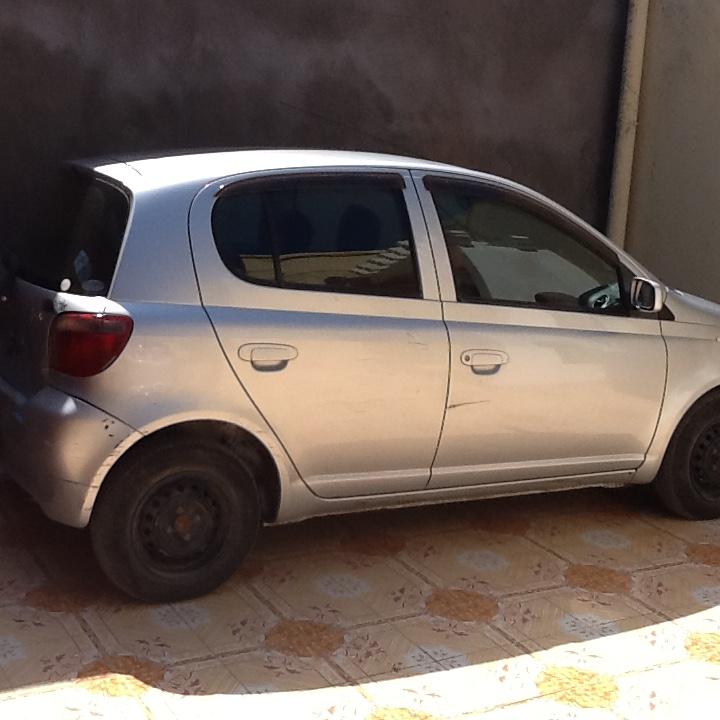 Toyota Vitz en très bon état