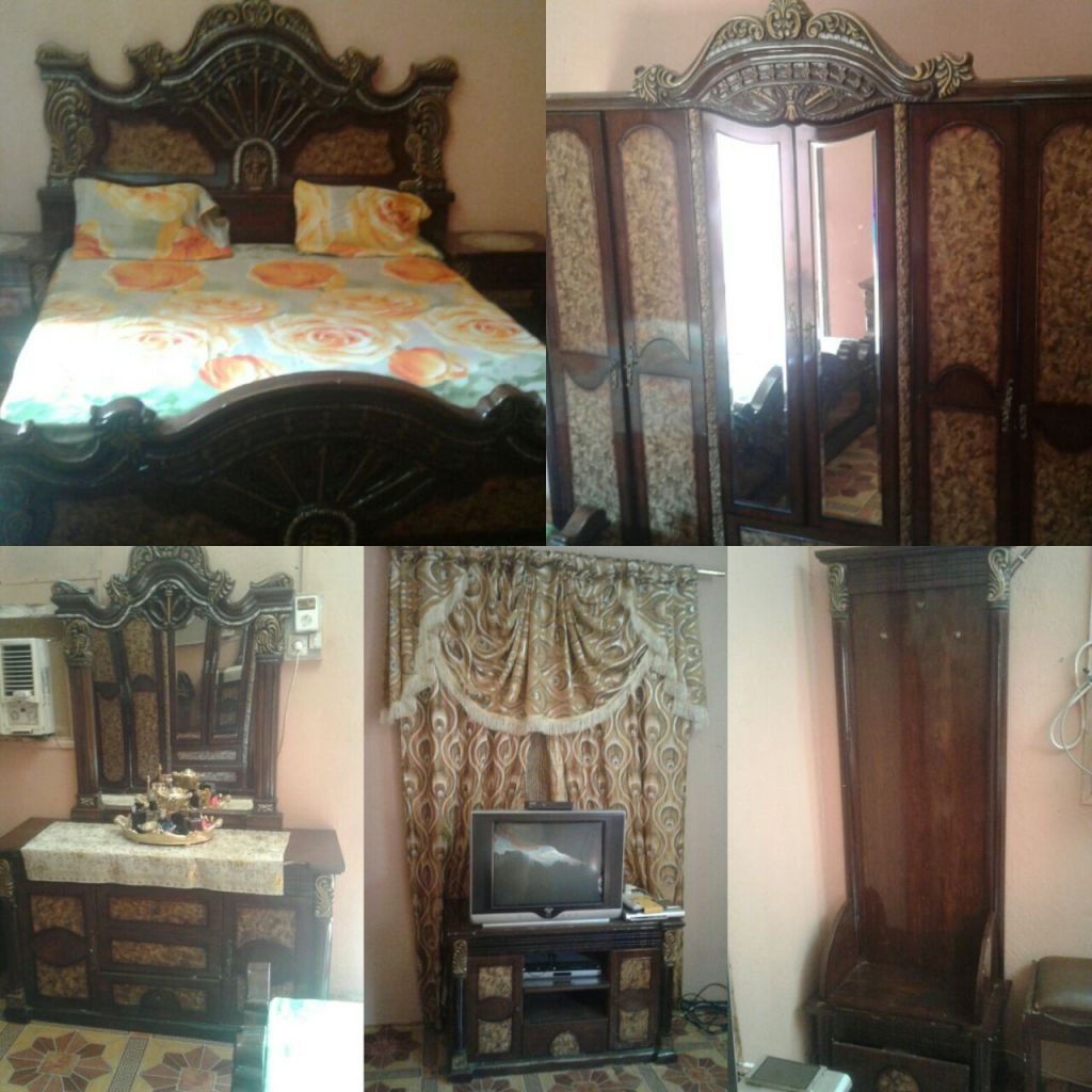 chambre a coucher compl te djibouti. Black Bedroom Furniture Sets. Home Design Ideas