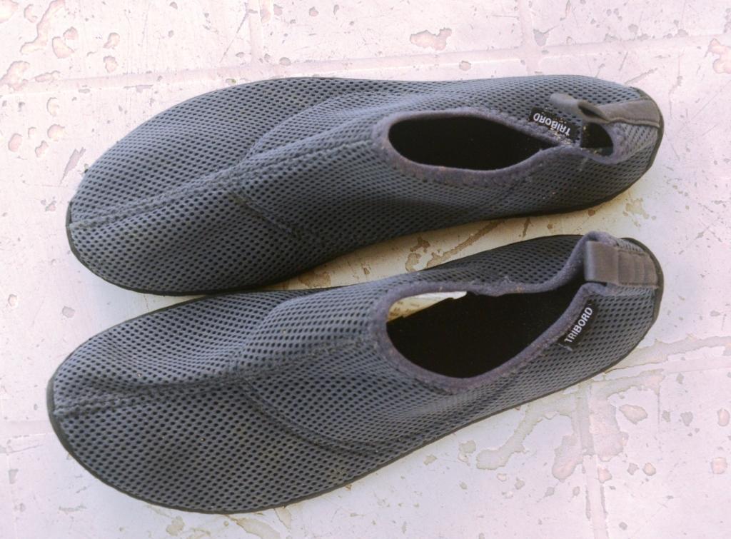 chausson de plage djibouti