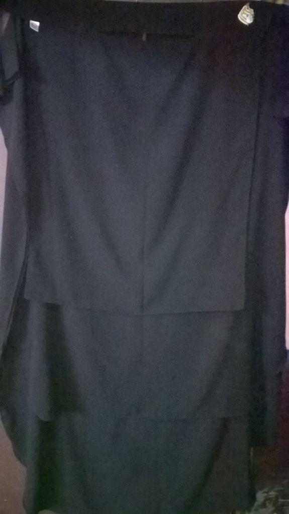 Niqab marque Abrar et Abidaat 85 cm à 1mètre de longueur