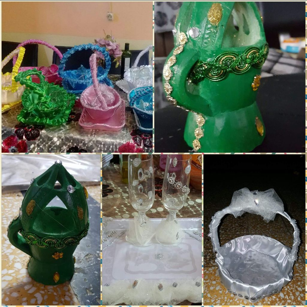 Objets de d coration pour la maison et pour mariage djibouti for Objets de decoration pour la maison