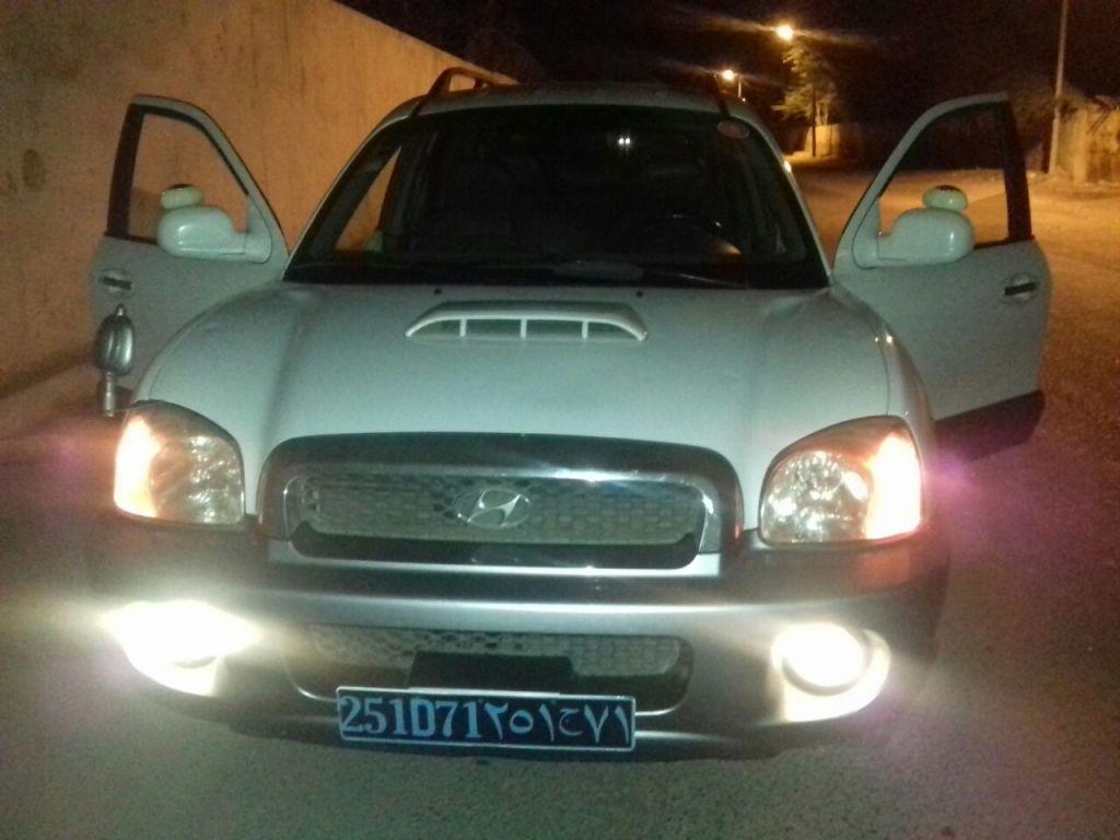 Hyundai SantaFe Gold modele