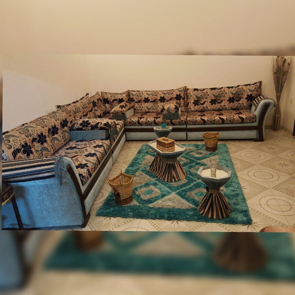 Salon Marocain L à Djibouti