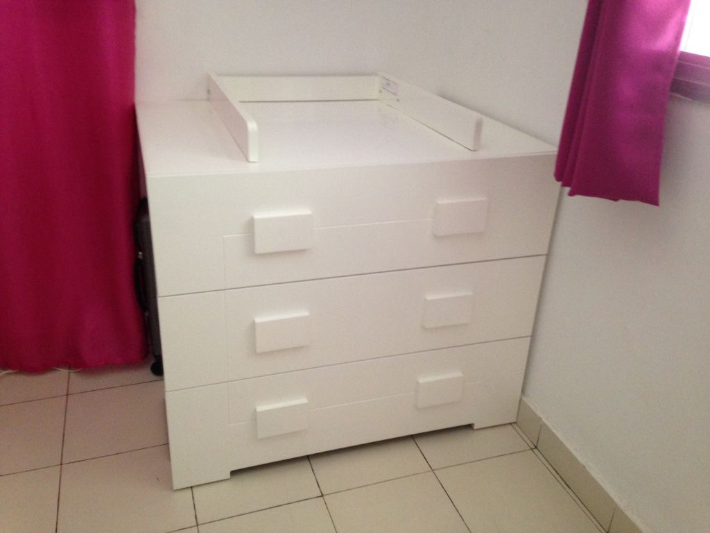 commode 3 tiroirs plan langer djibouti. Black Bedroom Furniture Sets. Home Design Ideas