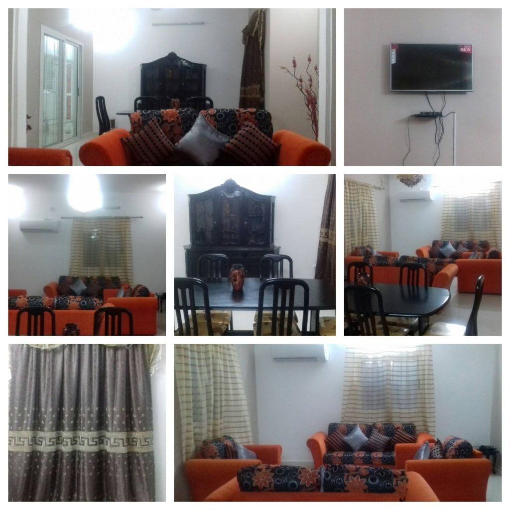 Location appartement meubl situ gabode 4 djibouti for Appartements meuble