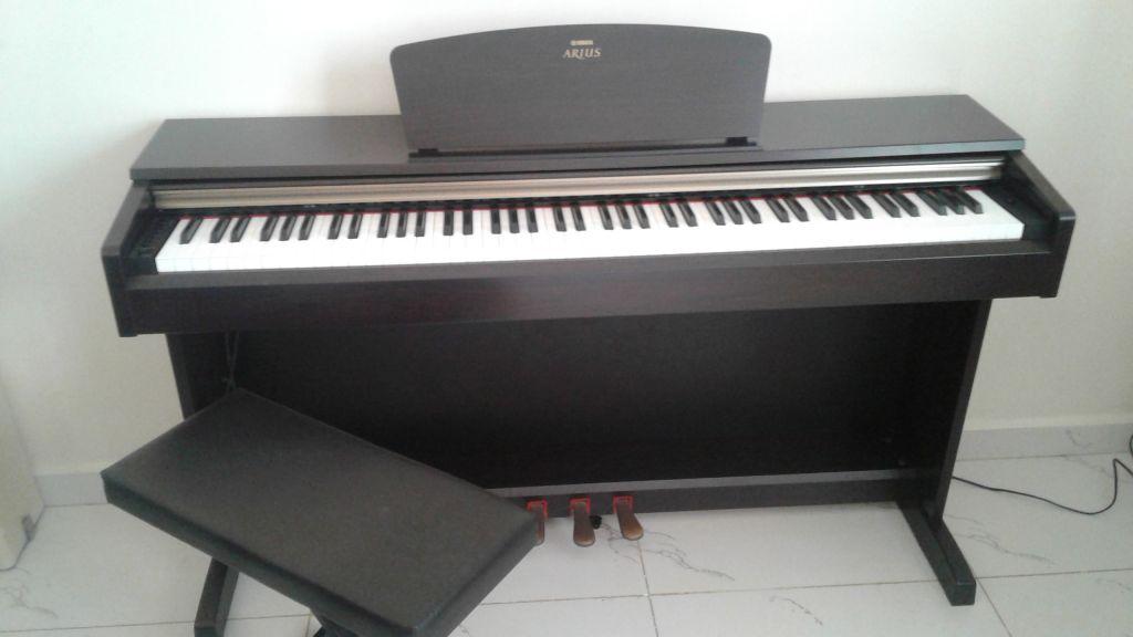 piano yamaha arius ydp 161 djibouti. Black Bedroom Furniture Sets. Home Design Ideas