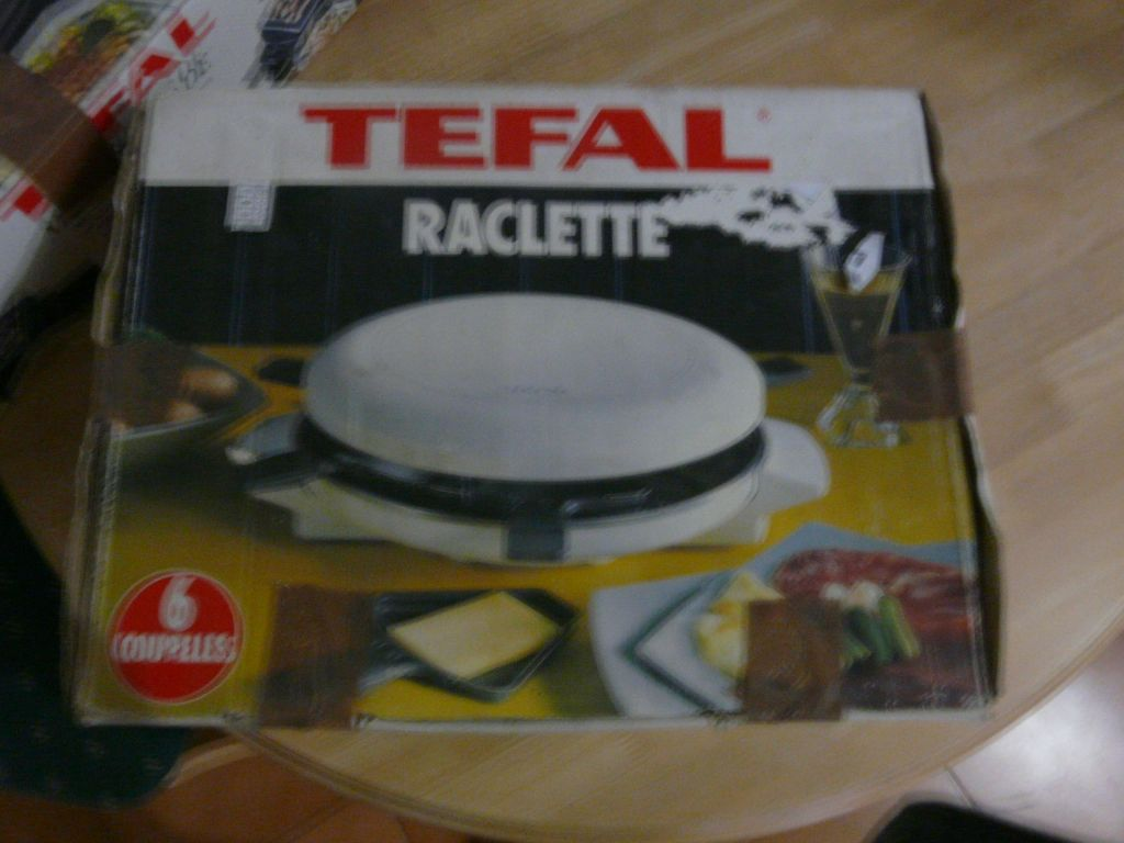appareil a raclette tefal 6 personnes djibouti. Black Bedroom Furniture Sets. Home Design Ideas