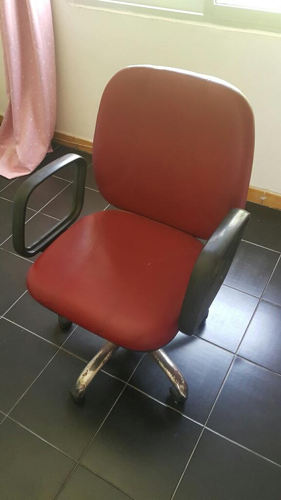Chaise de bureau adulte sky rouge djibouti - Chaise de bureau rouge ...