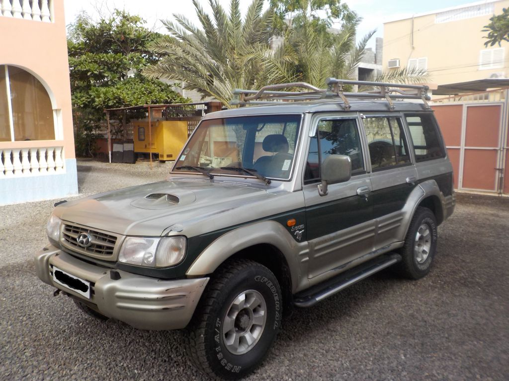 Hyundai galloper ii djibouti for Garage hyundai 78