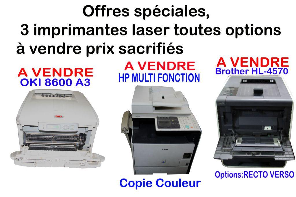 Imprimantes copies couleurs