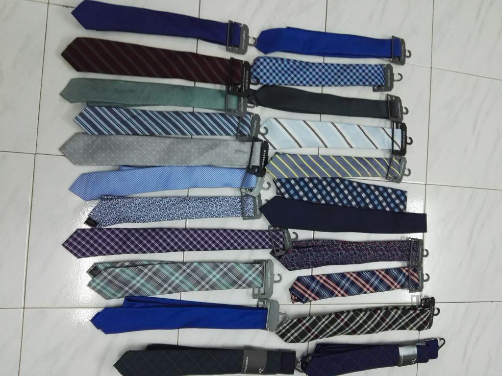 Cravates de marque importé d'Europe