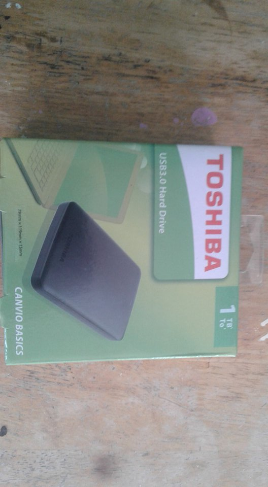 Disque Dur Externe 1To USB