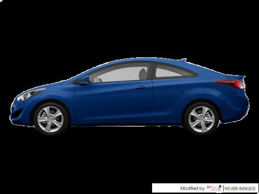Hyundai Elantra model 2013