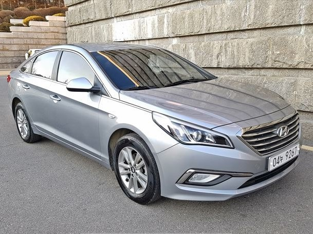 hyundai sonata, model 2015
