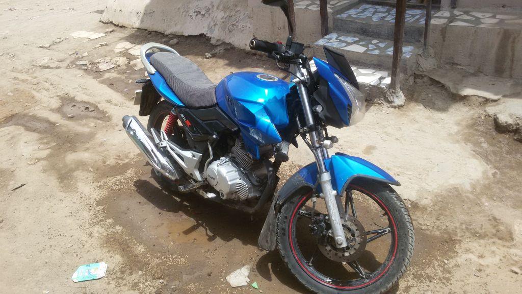 Moto jin-cheng GXR