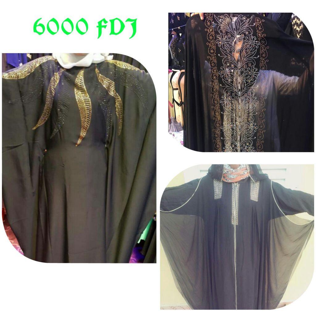 Abaya de qualité