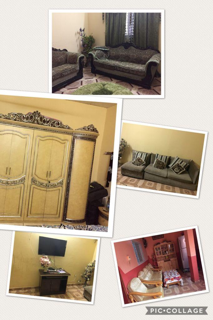 Vente de nombreux meubles