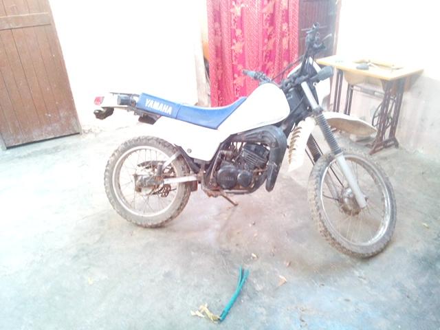 Yamaha dt 125 à vendre