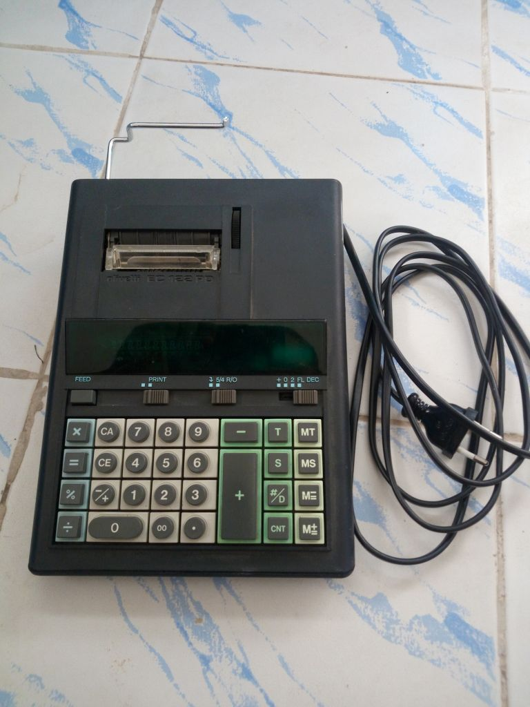 Calculatrice a papier