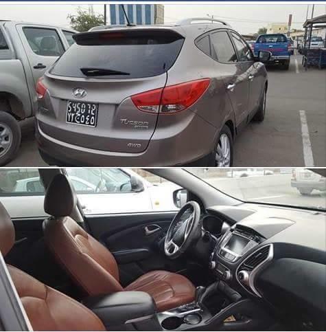 Hyundai Tucson excellent état