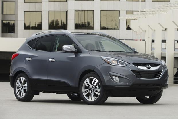 Hyundai Tucson modèle 2016