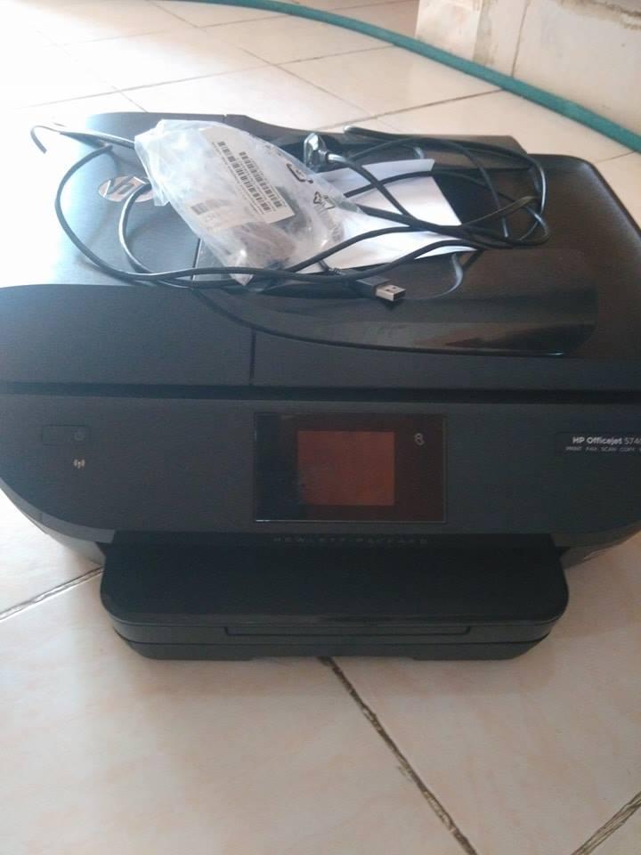 imprimante multifonction photocopieuse, imprimante, scanner, wifi