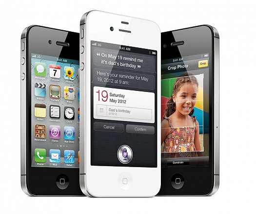 IPhone 4 S (nouveau) noir et blanc