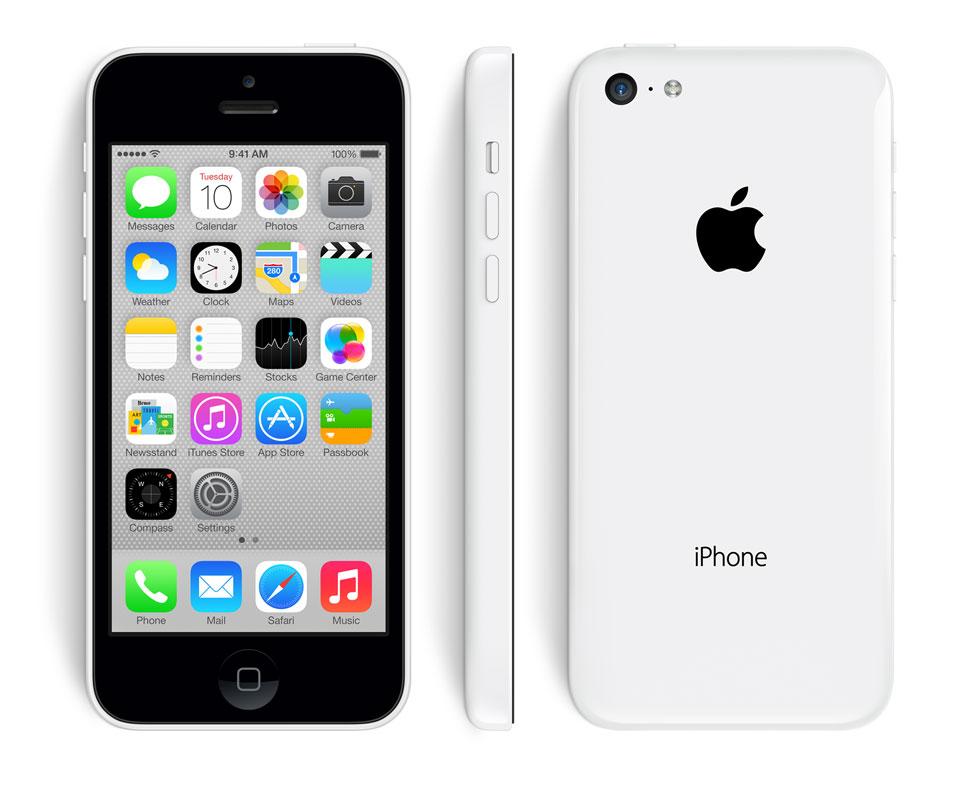 IPhone 5c blanc ( nouveau)