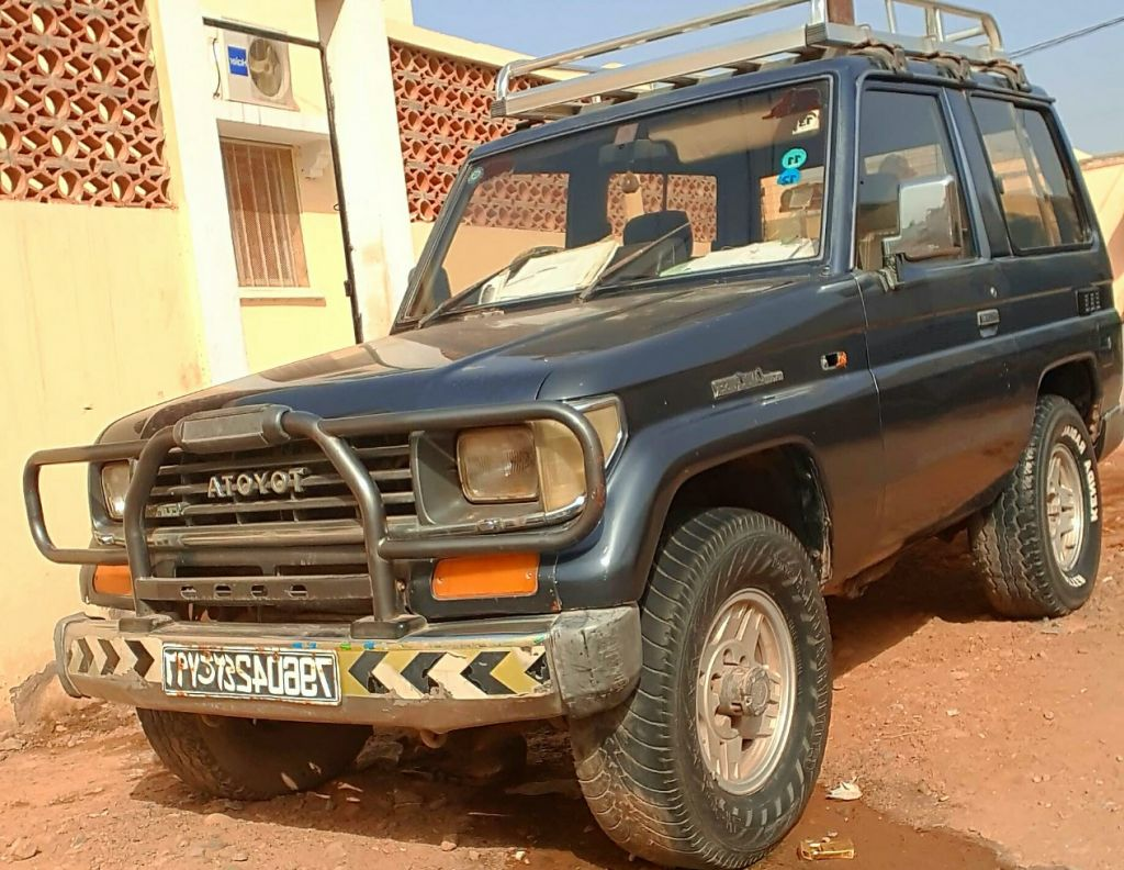 Land cruiser 2 châssis court