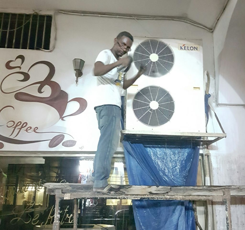 Nettoyage, Maintenance et Reparation des climatiseurs