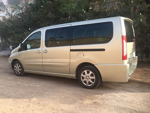 peugeot expert tepee 9 places