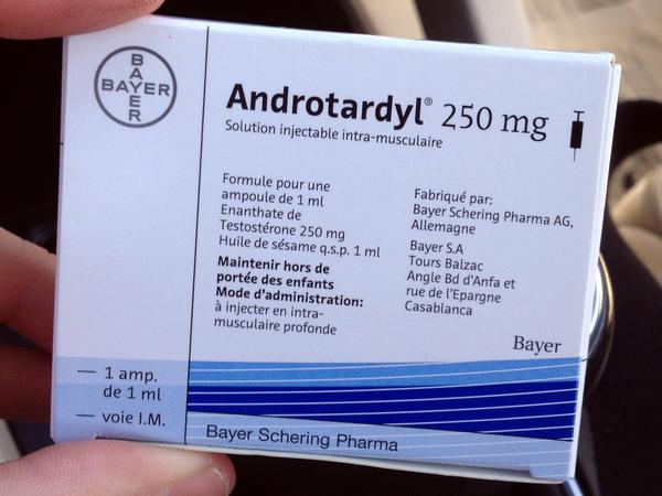 vente d androtardyl