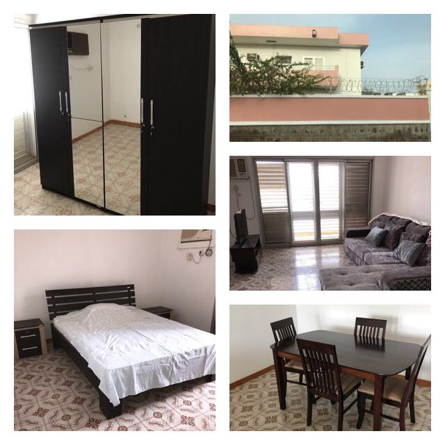 louer 1 appartement meubl 1 furnished apartment au plateau du marabout djibouti. Black Bedroom Furniture Sets. Home Design Ideas