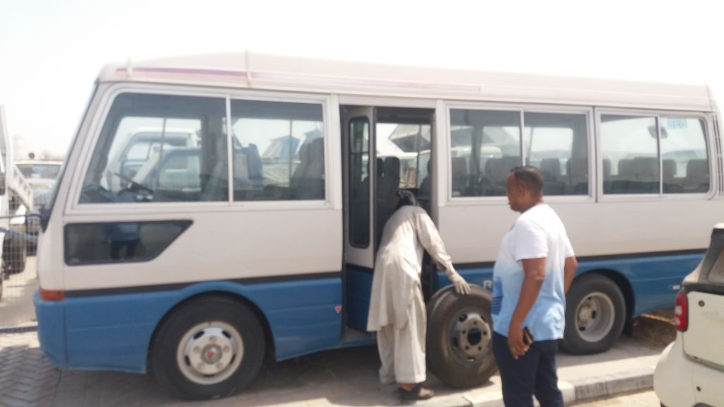 Bus rosa 25 place