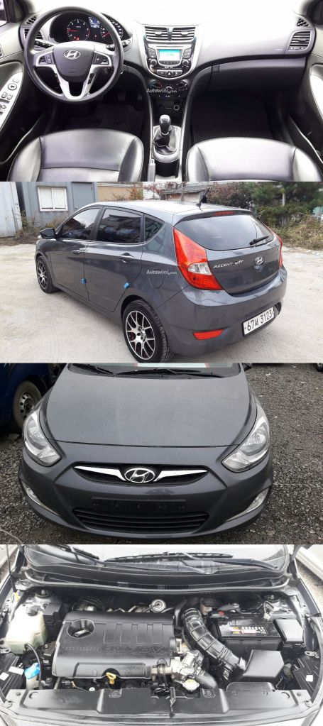 HYUNDAI ACCENT 2012 COUPE Sport * Economique