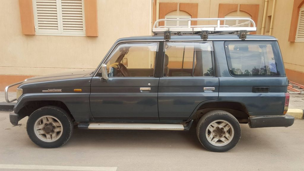 Land Cruiser II Prado
