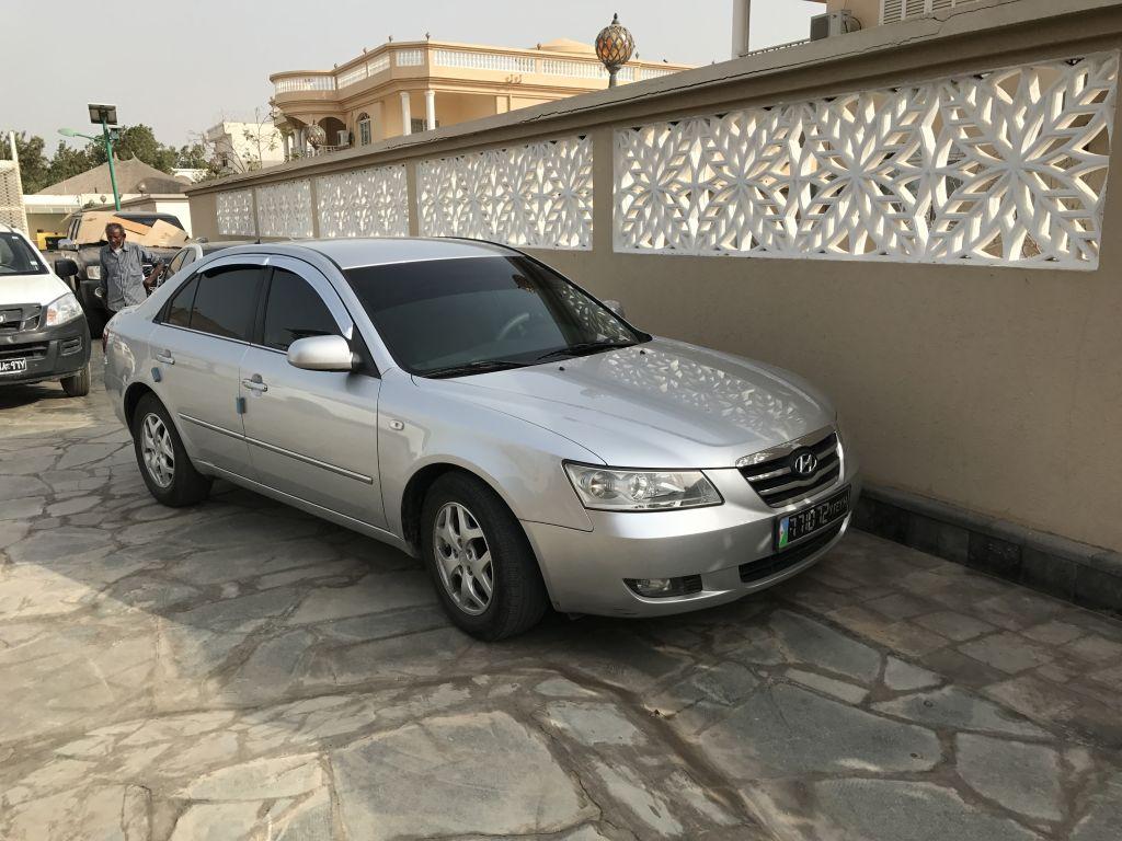 hyundai sonata 2007 diesel 1350000
