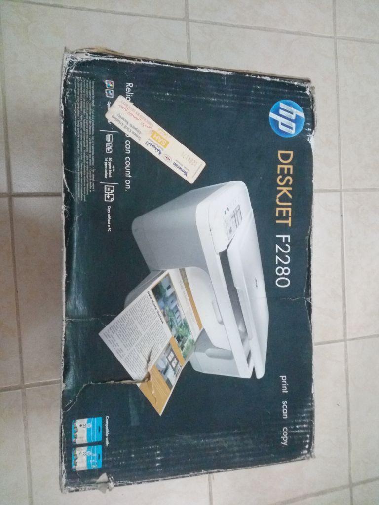 Imprimante deskjet F2280