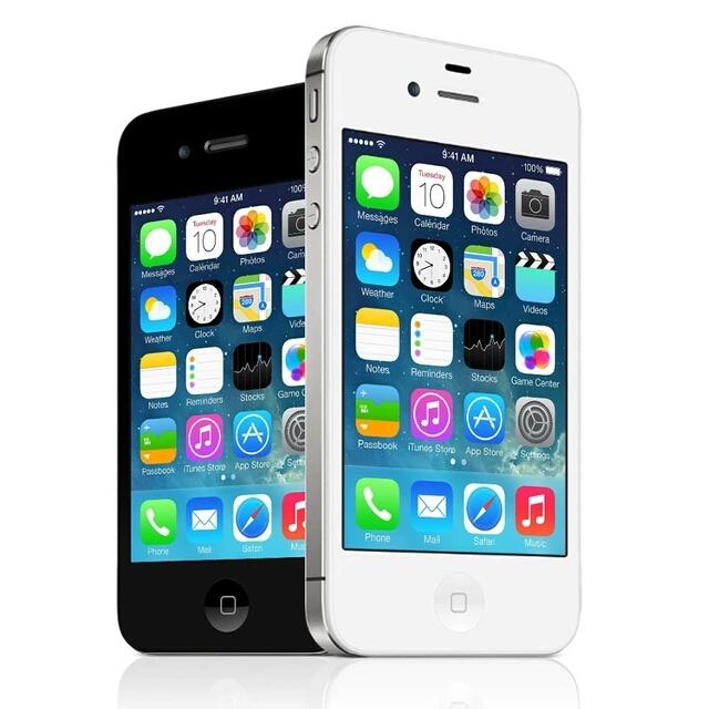 IPhone 4 S (nouveau)