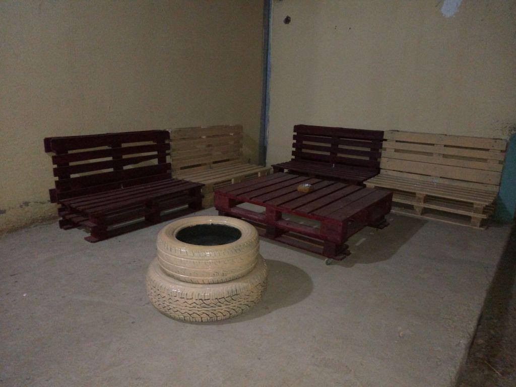 Salon Ext Rieur Djibouti