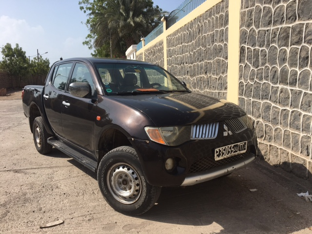Vente Pick-Up Mitsubishi L200