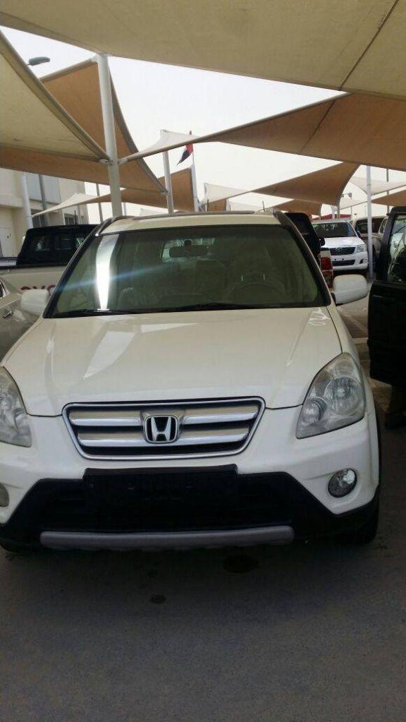 Voiture Honda SUV 4x4