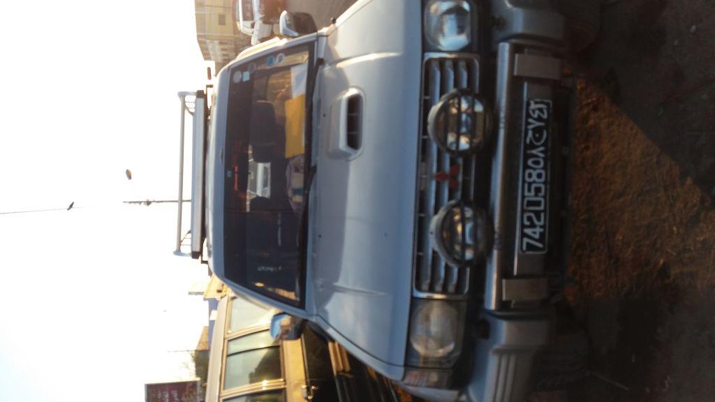 Mitsubishi Pajero chassis long en parfait état