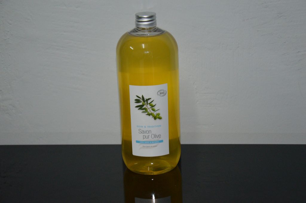 Savon liquide pur olive bio 1litre