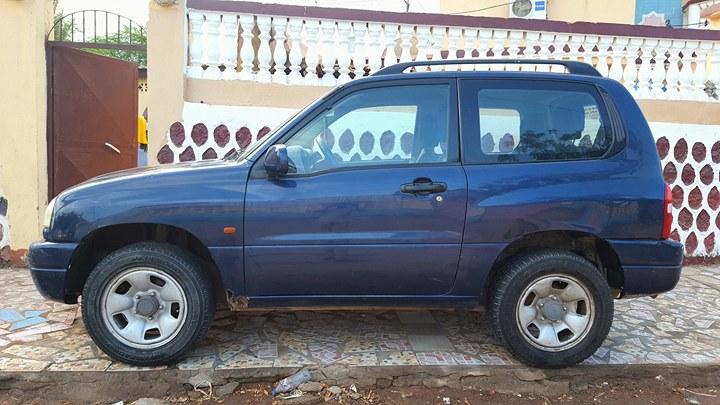 Suzuki Grand Vitara, un Suzuki pur et dur