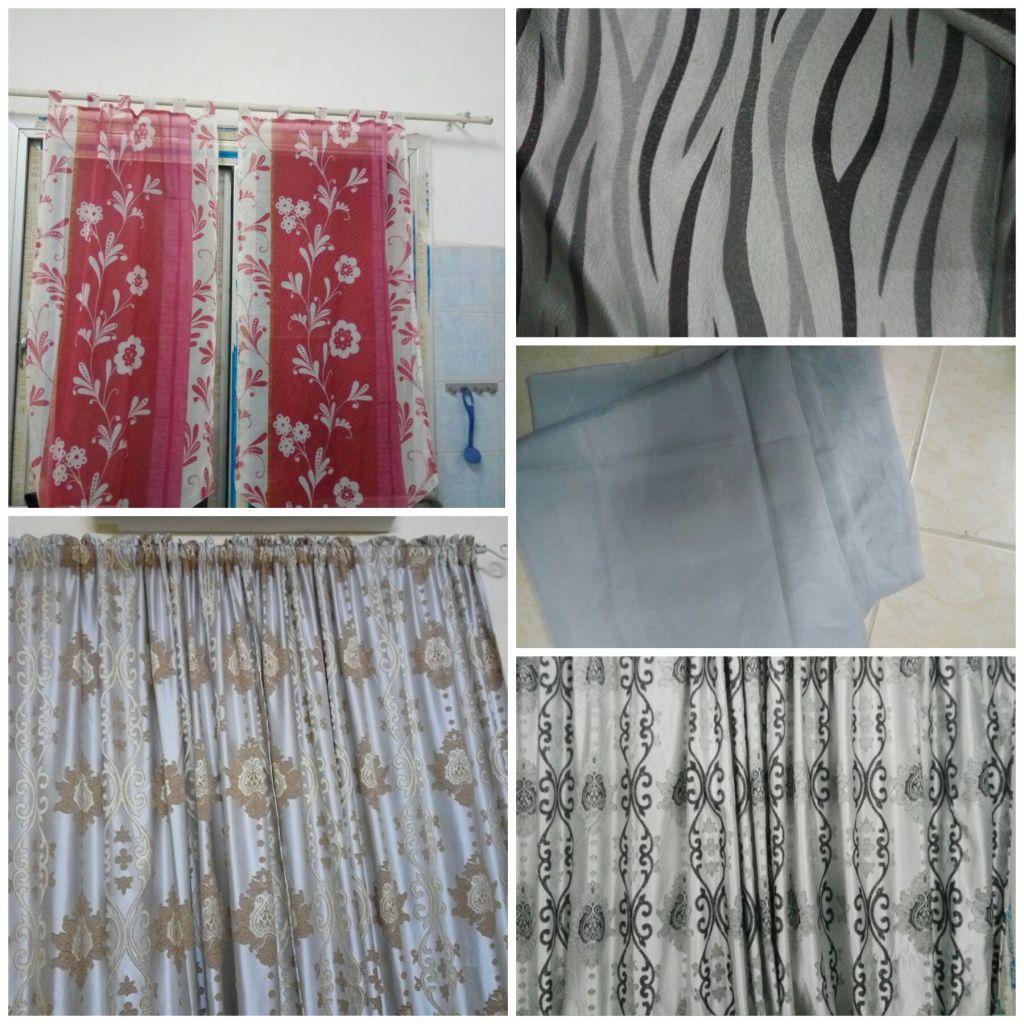 rideaux avec les barres et ceinture de rideaux djibouti. Black Bedroom Furniture Sets. Home Design Ideas
